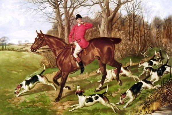 этот картинки для декупажа лошади и охота умеет выглядеть эффектно