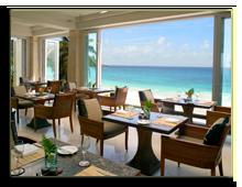 Сейшелы. О. Маэ. Banyan Tree Seychelles. Restaurant le jardin overall