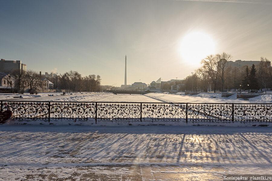 Екатеринбург. Исторический сквер.