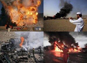 Пакистан окутался взрывами, несколько убитых, но много раненных