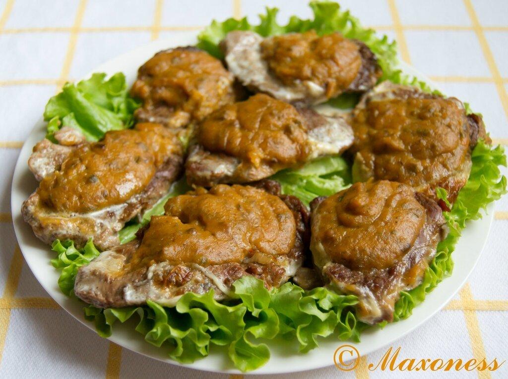 Жаркое из говядины по-венгерски. Восточноевропейская кухня