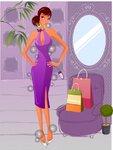 девушка   и   покупки.3.jpeg