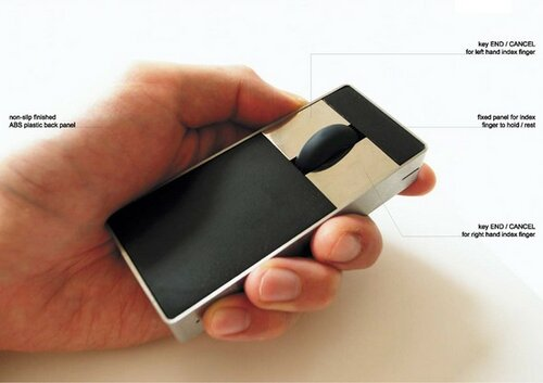 Tactile Mobile Phone
