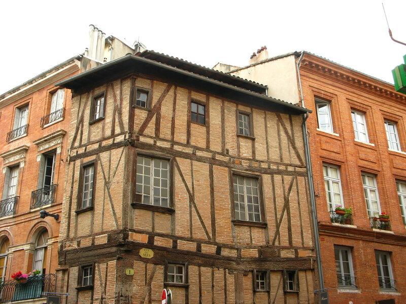 Старинный дом на Рю дез Ар