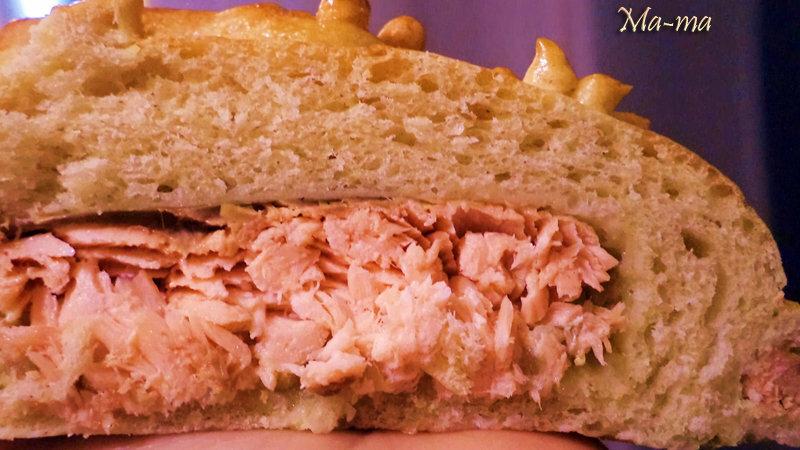 Тесто для рыбного пирога фото