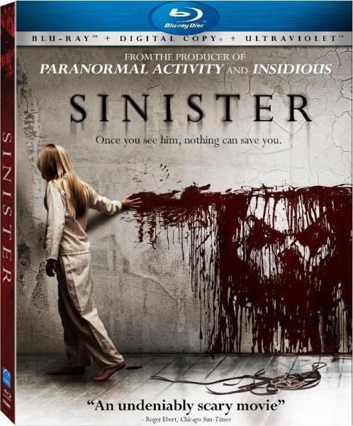 Синистер / Sinister (2012) BDRemux + ВDRip 1080р + 720p + HDRip + DVDRip
