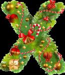 Новогодний,русский алфавит  0_7e8e7_10b10462_S