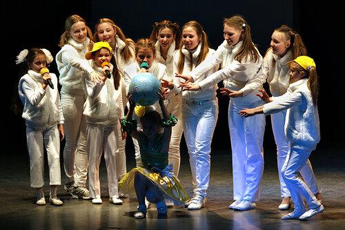 Отчетный концерт ЦХО 2013