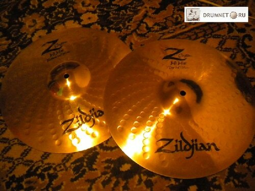 Zildjian Z custom hat 14