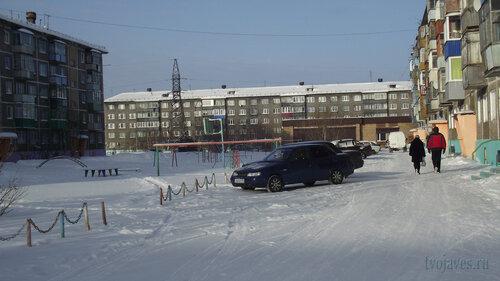 Фотография Инты №3635  Мира 32, Северная 1, Мира 30а и 30 19.02.2013_12:08