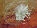 Свадебная шляпка ДЖЕММА