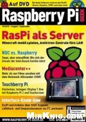 Журнал Raspberry Pi Geek - August - September 2015