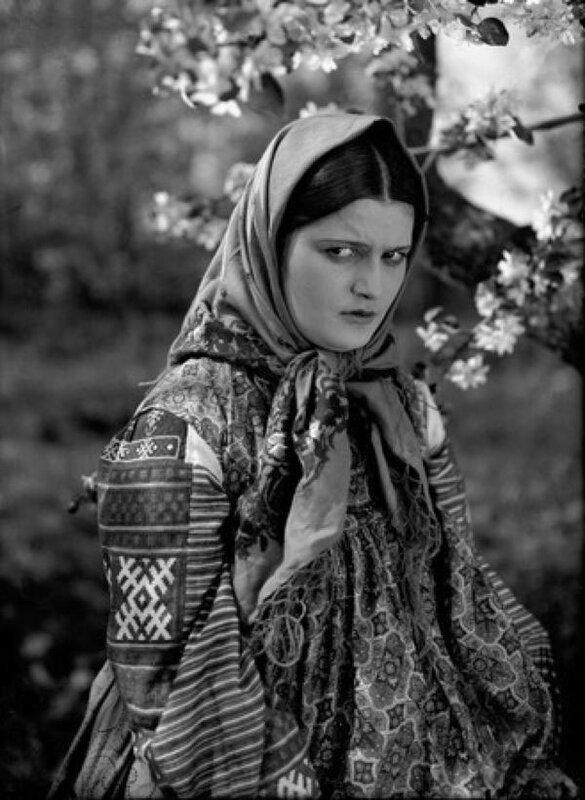 "Аксинья - Эмма Цесарская, ""Тихий Дон"", 1930 год."