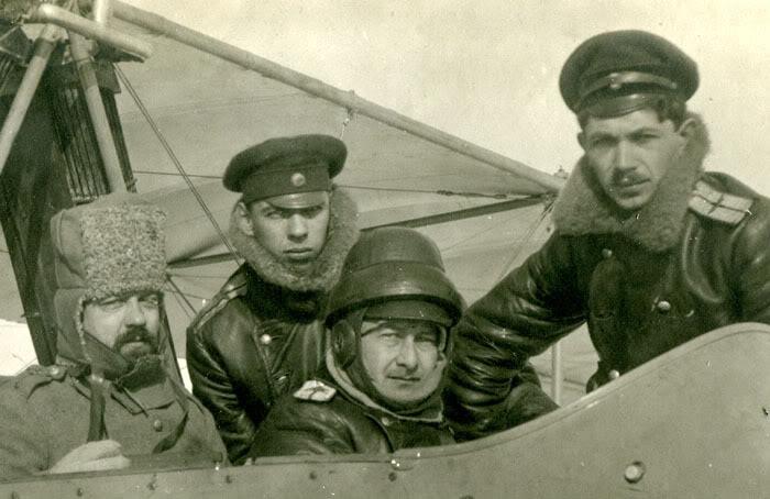 ...качну серебряным тебе крылом…(1919 год).jpg