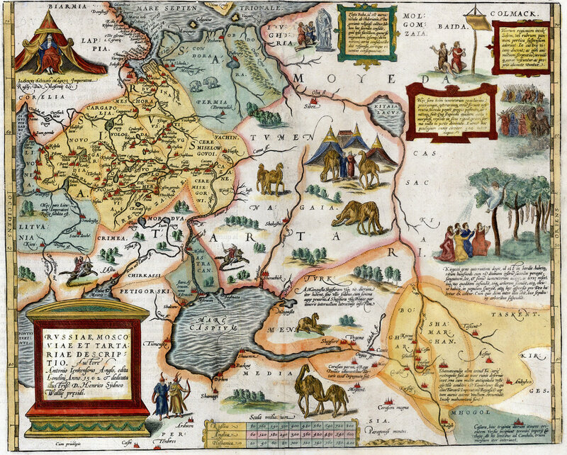 карта Дженкинсона