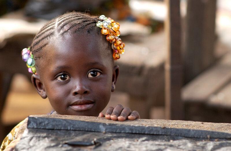 Африка. Кения. Намибия. Племена