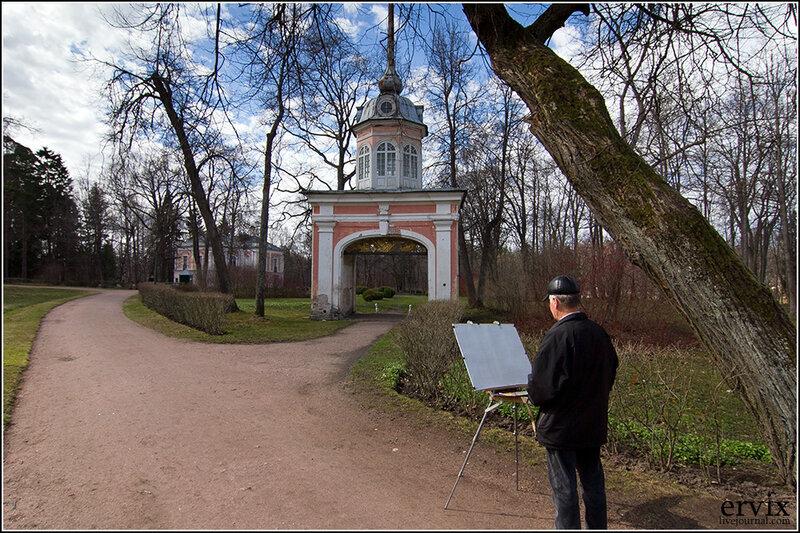 Потешная крепость Петерштадт