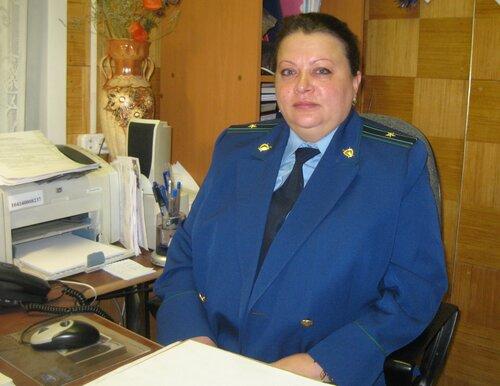 Свистунова Оксана Александровна