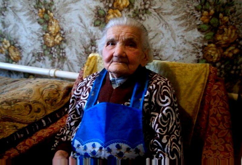 Мария Николаевна Озерова