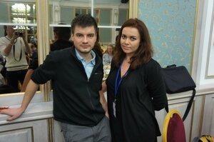 Организаторы школы Чугунов Антон и Шапырина Катя