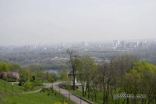 Киевские просторы