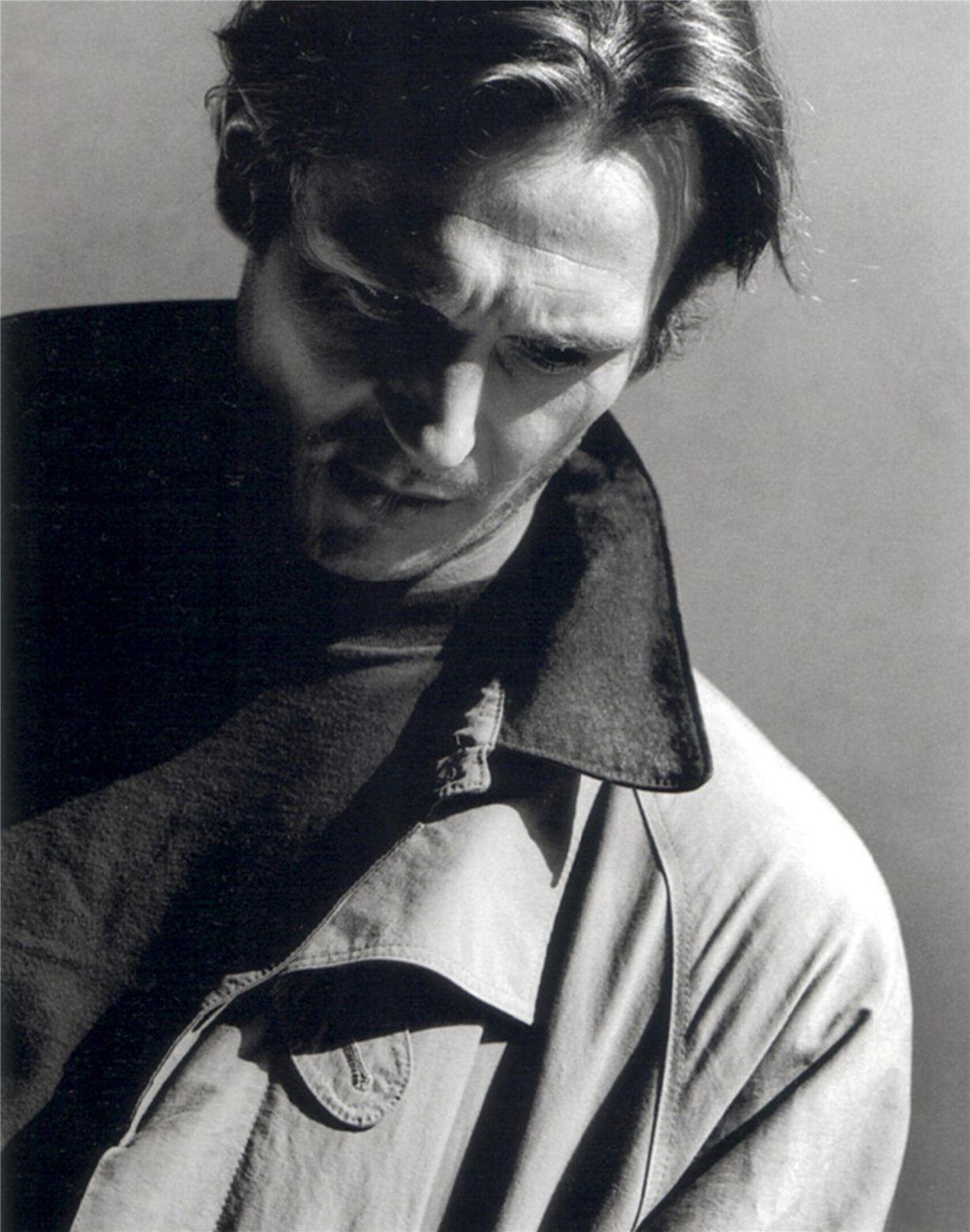 Liam Neeson / Лиам Нисон - портрет фотографа Грега Гормана / Greg Gorman