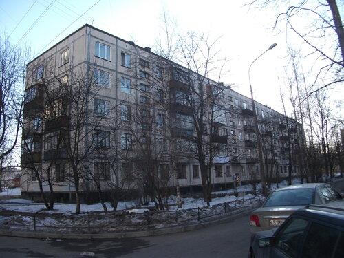 ул. Летчика Пилютова 19