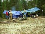 Лагерь возле Ауспии