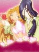С праздником 8 марта, поклонниц винкс, аниме и просто девочек!!!С: