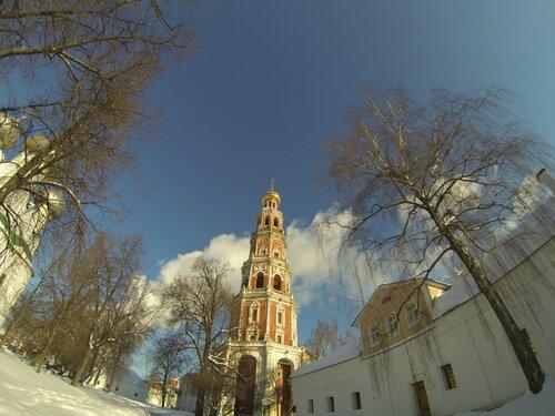 Колокольня. Построена в 1690 г.