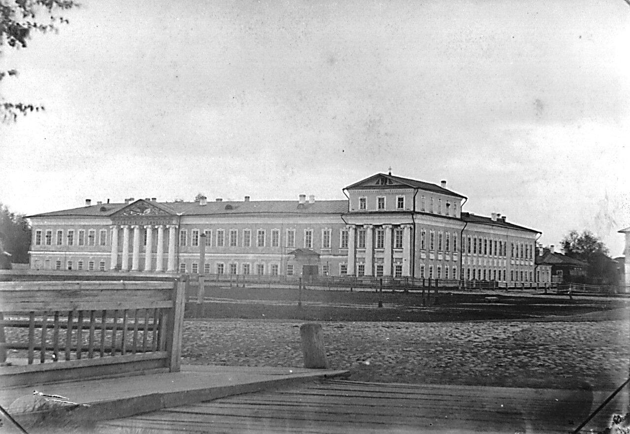 Мужская гимназия имени императора Александра I