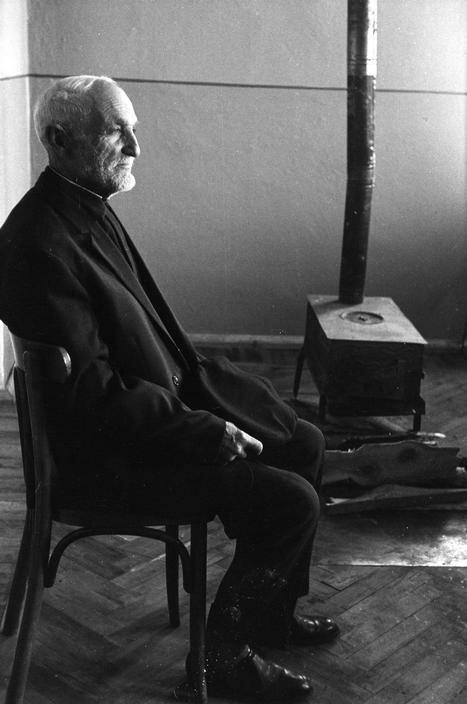 Один из старейших людей в мире в возрасте 110 лет. Кавказ