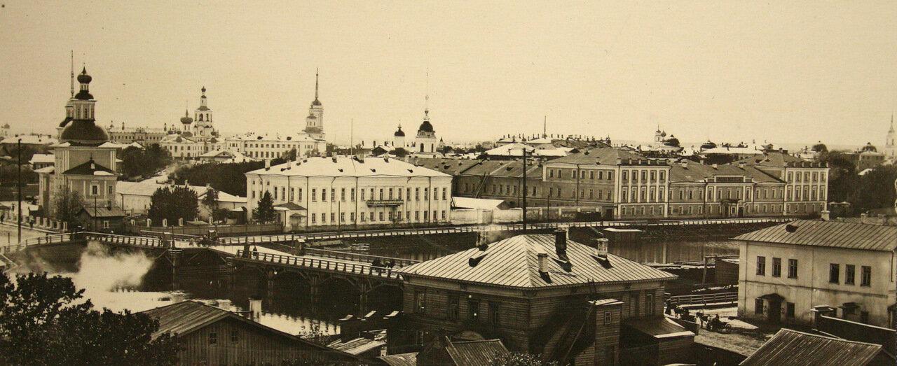 Район Красного моста.