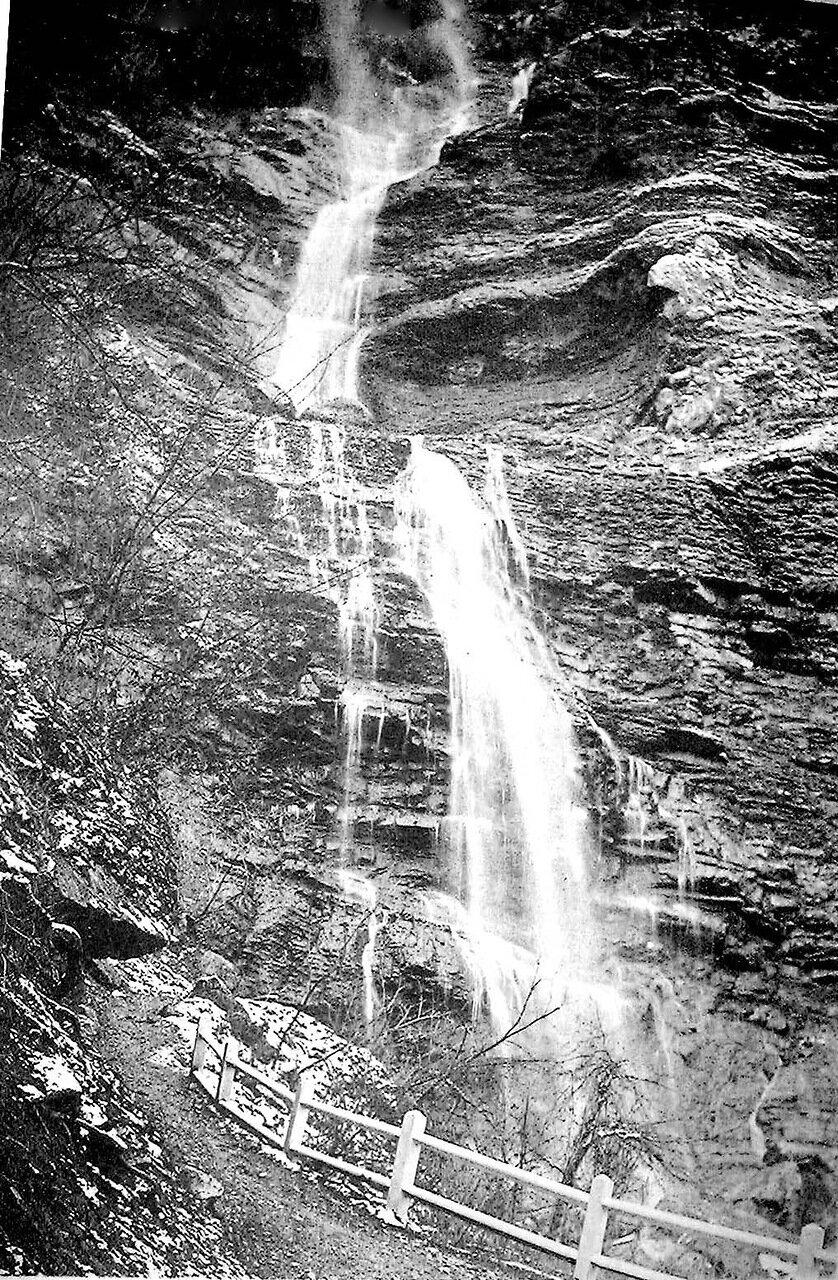 5. Водопад Учан-Су