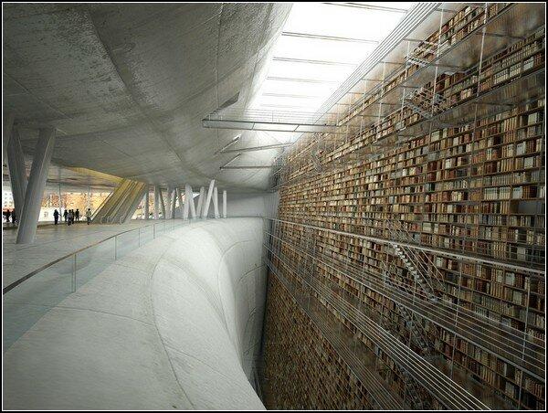 Самые оригинальные библиотеки мира