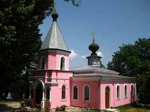 Топловский монастырь Святой Параскевы