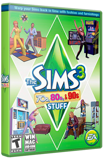 The Sims 3. Gold Edition 2013