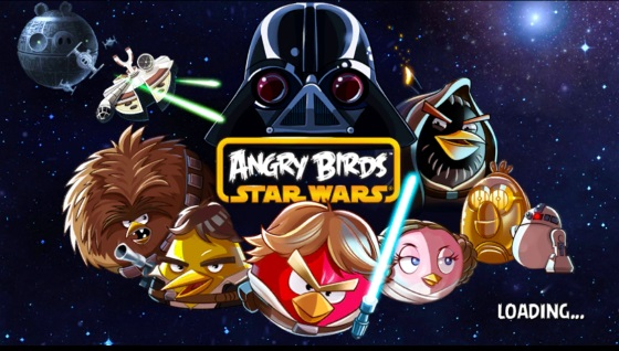 Angry Birds Star Wars + HD для Android