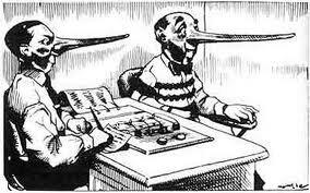 Сотрудники НЦБК проходят проверку на детекторе лжи