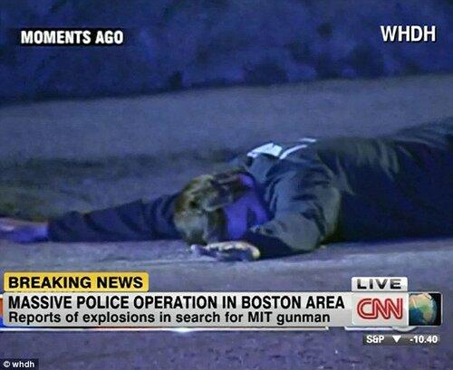 Снова Бостон, США — стрельба в университете