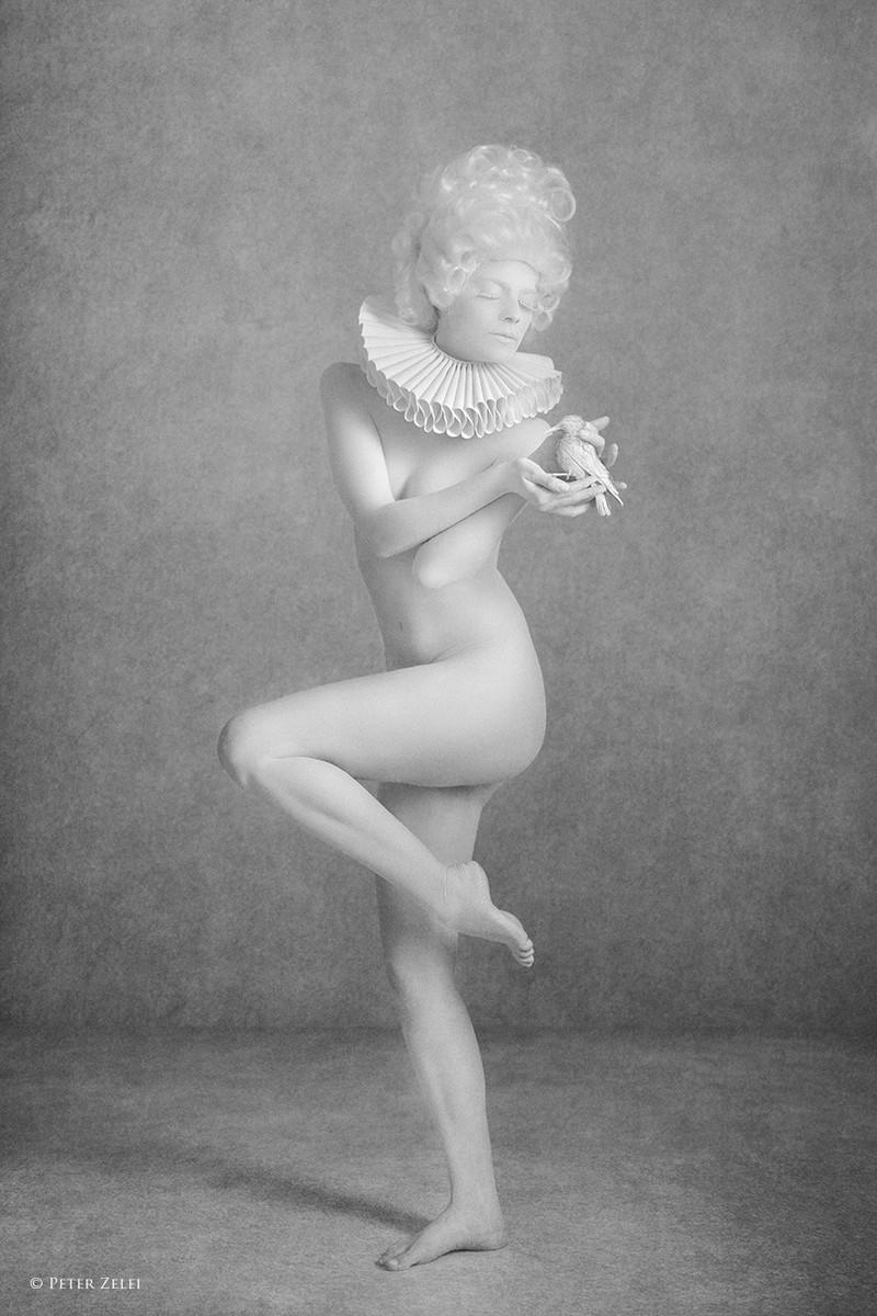 Сюрреалистические фотоработы Питера Зелей