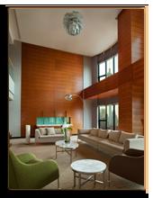 Малайзия. The Westin Kuala Lumpur. Chairman Suite - Living Room