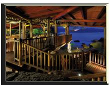Сейшелы. О.Сент-Ан. Sainte Anne Resort & SPA. Le mont fleuri