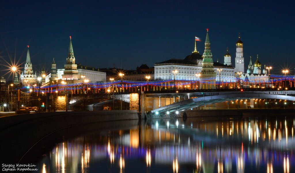 Московский Кремль №10