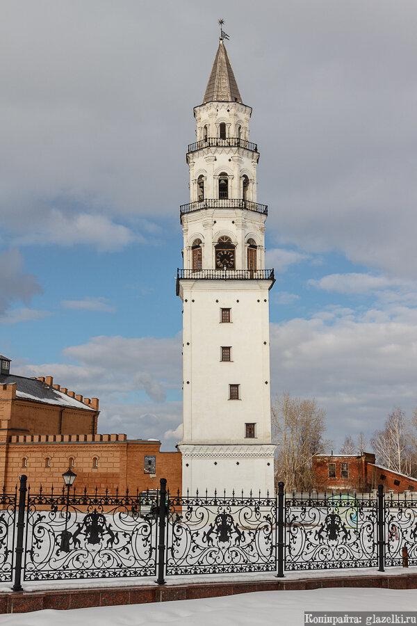Демидовская башня.