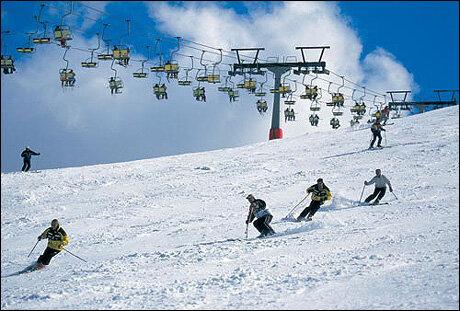 Отдых в Словении на лыжах