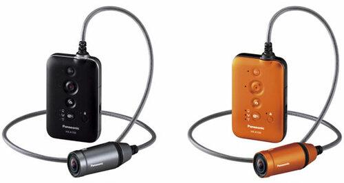 Panasonic HX-A100 - камера элемент вашего имиджа