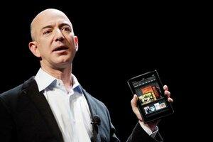 Amazon обзаведется смартфоном своей марки в 2013 году