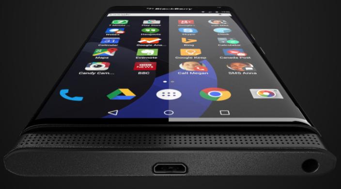 Интересные новости: Вскоре нас ожидает дебютный смартфон Blackberry с оболочкой Android