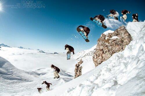 Ски & сноуборд фестиваль Avosnowfest. Блог 1.